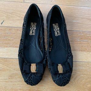 Salvatore Ferragamo Shoes - Salvatore Ferragamo Varina Ballet Flats